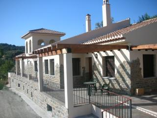 Casa Moginar viewed from the front