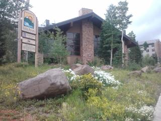 Cedar Breaks Lodge Studio Condo sleeps 4