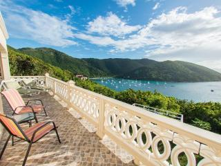 Ocean View Villa!!! newest Villa Rental on Jost Va