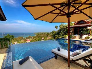 Luxury Phuket Sea View Villa Surin