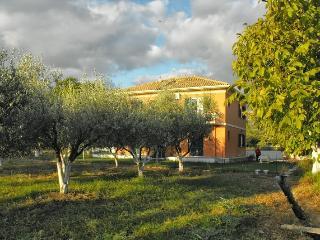 Spasmeni Vrisi apartments & studios, Kariotes