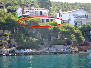 Apartment 5 meters from the sea, Hvar