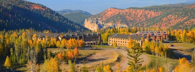 The Fall is a beautiful time to visit Brianhead - Thanksgiving at the lodge is amazing.Why cook?