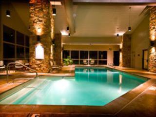 Cedar Breaks Lodge Studio Condo sleeps 4