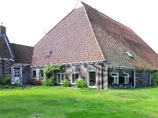 5 pers apartment,taniaburg, Leeuwarden