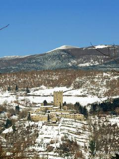 Winter in Porciano