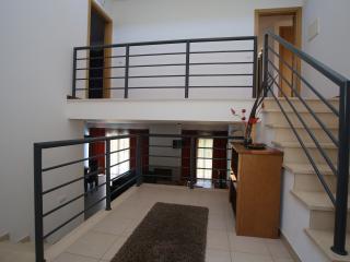 Split Level Entrance Hall to Villa