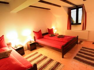 Triple room at Casa Mosului on Transfagarasan