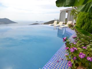Kalkan Height Villa (Secluded Pool)