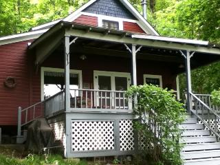 Lakefront Adirondack Cottage, Ticonderoga