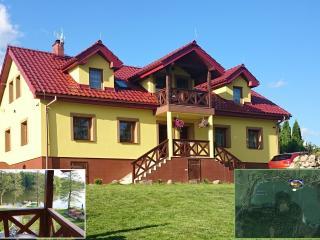 Mazurski Raj-Luksusowa Turystyka, 1apartment 110m2, Pozezdrze