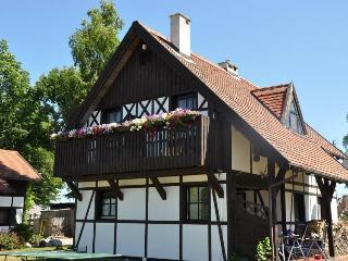 Dabki Village- Ferienhaus an der polnischen Ostsee