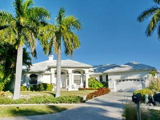 Waterfront house on key lot with heated pool, hot tub and unmatched views