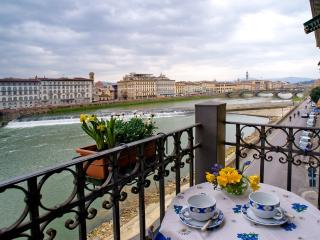 Appartamento Lungarno Soderini, Florencia