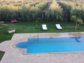 villa Taricht, Marrakech