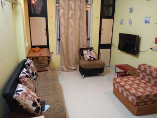 Cozy Flat in heart of Panjim City fully furnished