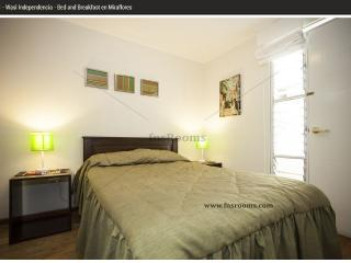 Cozy Standard Double Room in Miraflores