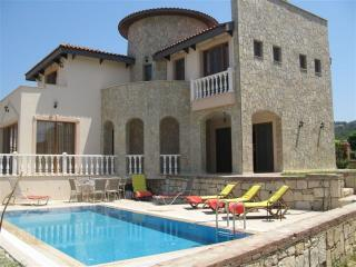 Cypress Hill Country Villa with Private Pool, Kusadasi