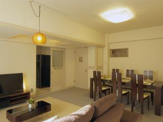 Dining and Living area. enough space for 6-8 people