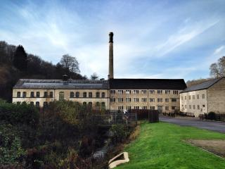 Gig Mill, nr Nailsworth, deep in the Cotswolds.