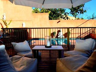 Casa centro Sineu con piscina