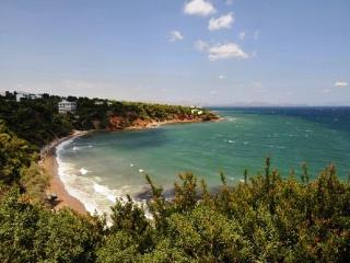 Rafina Country Villa & Sea View FLAT Sleeps 8 +2