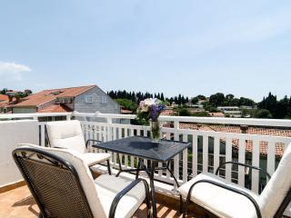 Apartments Princ Hrvoje - One-Bedroom Apartment with Balcony-2
