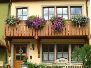 Vacation Apartment in Rothenburg ob der Tauber - 431 sqft, cozy and comfortable (# 5540)