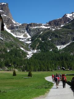 alpe devero 1600 mt one of our excursions
