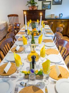 Dinner parties catered for