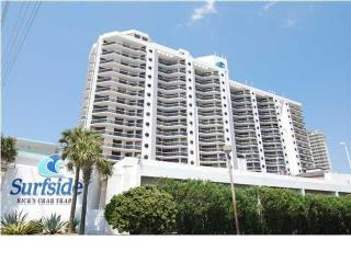 Perfect Beach Getaway ~ Spacious Condo with Gulf Views at Surfside Resort!