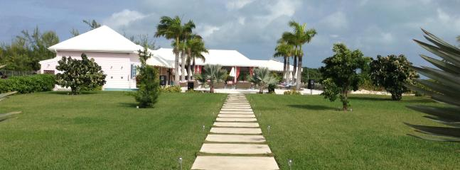 Treasure Sands Beach Club, great for lunch or dinner!