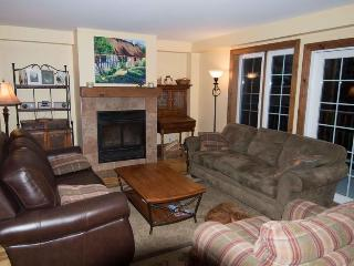 Main Floor Living Room (open to Dining Rm and Kitchen)