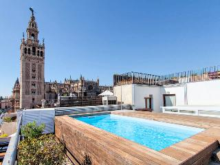 Fantastic 1BR Apartment! Swimming Pool. WIFI, Siviglia