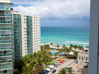 OCEANFRONT ON THE BEACH 1/1.5 BDR ON THE 12TH FL