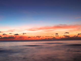 Amazing Caribbean Sunsets