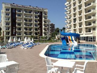 Preiswerte Wohnung im  Resort Orion V in Avsallar