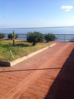 a Pozzillo sul mare, a pochi minuti da Taormina, Stazzo