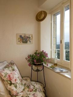 Casa Scaletta, relax corner