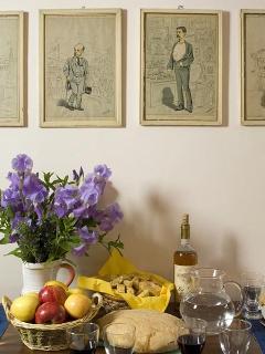 Casa Scaletta, interiors