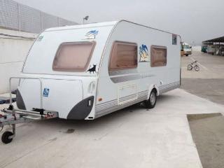 Caravana usidus El cepillo, Provincia de Ourense