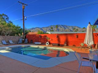 5BR/3B-Secluded Oasis-Heated Saltwater Pool/Spa, Palm Springs