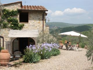 CASA AL POGGIO PERFECT LOCATION IN CHIANTI
