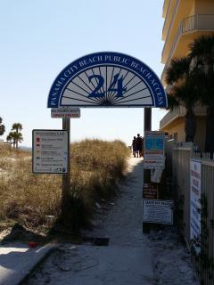 Public beach access #24