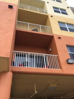 Second floor unit
