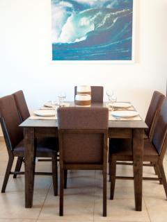 Dining area - Inside