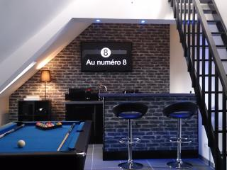 Au numéro 8 ( City break à Arras )