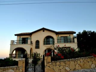 Spacious villa with pool ,short  walk to the beach, Kayalar