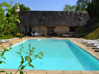 Le Manoir - Gite Malbec 5p - swimming pool