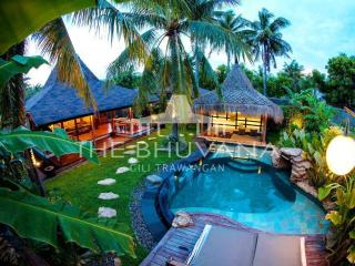 New luxury villa with private pool - Bhuvana Villa, Gili Trawangan